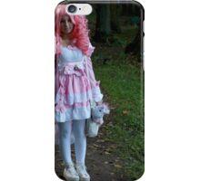 Brave girl iPhone Case/Skin
