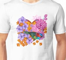 Love's in the air Unisex T-Shirt