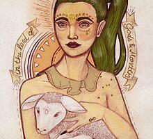Gods & Monsters by Annamaria Lützenburger