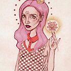 Lotus Girl by lutzi-ria