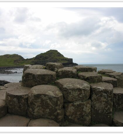 The Giant's Causeway Sticker