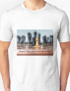 Chess battle t-shirt T-Shirt