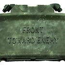 Front Towards Enemy - Claymore  by Buckwhite
