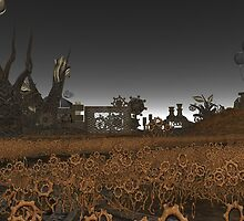 A Rusted Development by Shoshana Epsilon