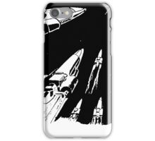 To Space! iPhone Case/Skin