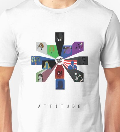 WWE - Attitude Era Unisex T-Shirt