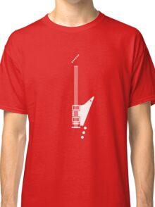 Guitar Art - Explorer  Classic T-Shirt