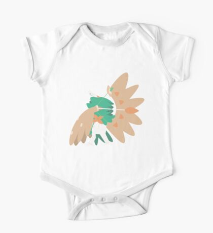 Decidueye One Piece - Short Sleeve