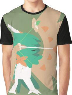 Decidueye Graphic T-Shirt