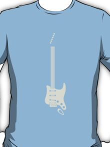 Guitar Art - Stratocaster T-Shirt