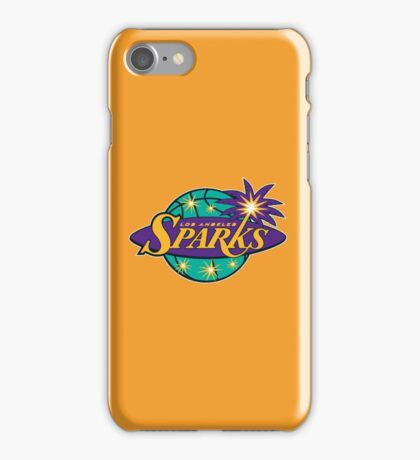 los angeles sparks iPhone Case/Skin