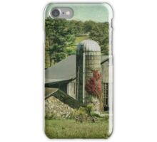 Country reflections iPhone Case/Skin