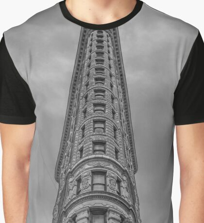 Flatiron Building | New York City, New York  Graphic T-Shirt