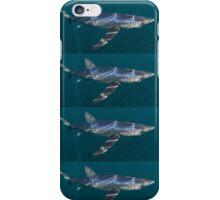 Blue Shark Tile iPhone Case/Skin