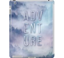 Adventure Typo iPad Case/Skin
