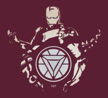 IRON MAN Arc Reactor by ZartbitterSalat