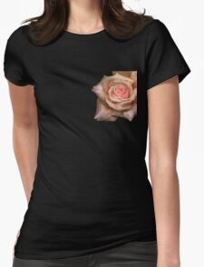 Vintage rose with water drops T-Shirt