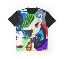 TWINS BY ART AND SOUL MAMMA Graphic T-Shirt