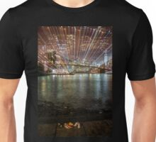 City Warp and Shoes Unisex T-Shirt