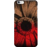 Weathered Flower iPhone Case/Skin