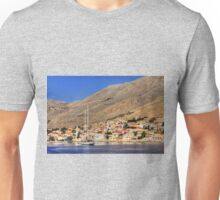 Halki from out on the bay Unisex T-Shirt