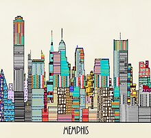 Memphis city  by bri-b