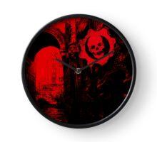 Gears of War Arch Clock