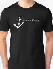 Anchor Photos Logo White T-Shirt