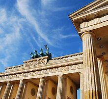 Brandenburg Gate_2 by dyanera