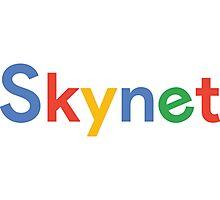 Skynet Photographic Print