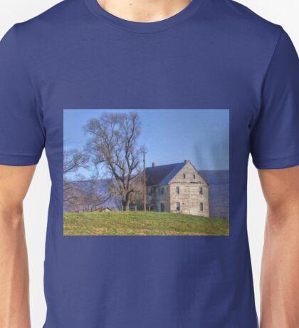 Abandoned Farmhouse Unisex T-Shirt