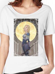 Lux Nouveau Women's Relaxed Fit T-Shirt