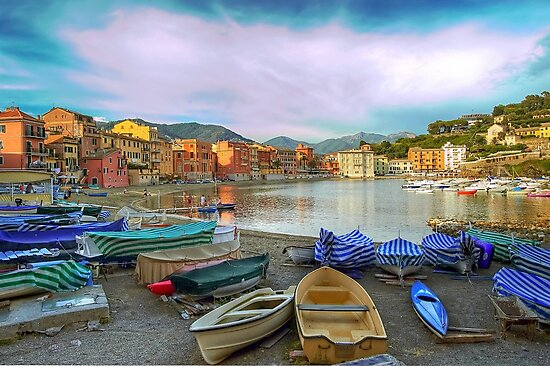 Bay of Silence by paolo1955