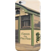 Royal Diner Famous for Fine Food iPhone Case/Skin