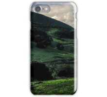 Chapel in the Flowers iPhone Case/Skin