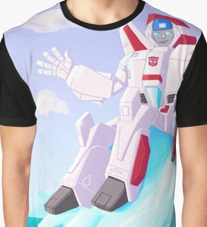Jetfire and Perceptor's Expedition Graphic T-Shirt