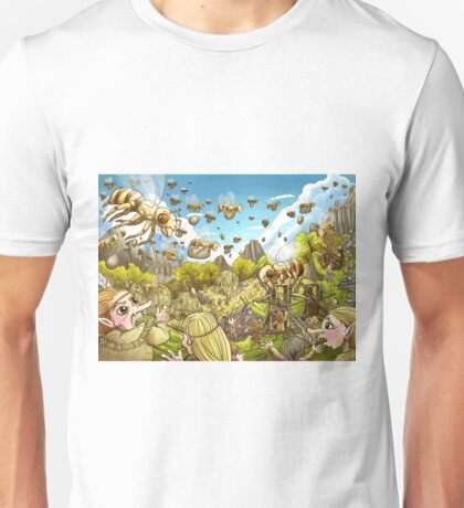 Battle Of The Bees Unisex T-Shirt