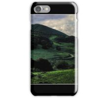 Chapel in the Flowers Poster iPhone Case/Skin