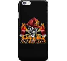Fireman Skull iPhone Case/Skin