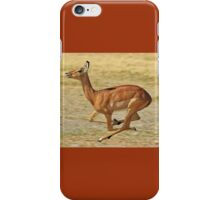 Impala - Speed and Muscles  iPhone Case/Skin