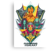 Guardian of the galaxy 9 Canvas Print