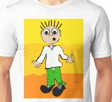 Justin in the sunset Unisex T-Shirt