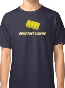 Don't Tread On Me Block Classic T-Shirt