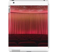 The Old Cinema Screen. iPad Case/Skin