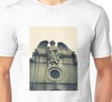 Angel at Greenwood Cemetery, Brooklyn Unisex T-Shirt