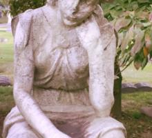 Greenwood Cemetery Memorial Sticker