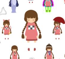 Yume Nikki Sticker