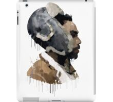 Gambino Droplet No Background iPad Case/Skin