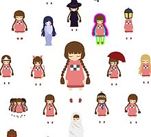 Yume Nikki by Michelle Vinall