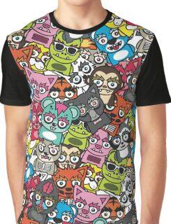 Little Freakz Graphic T-Shirt